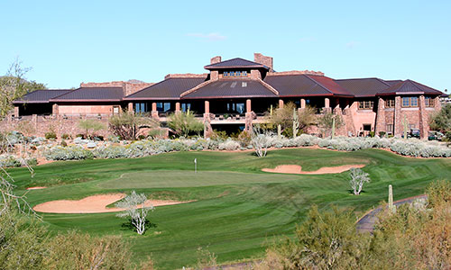 Golf Communities Homes for Sale